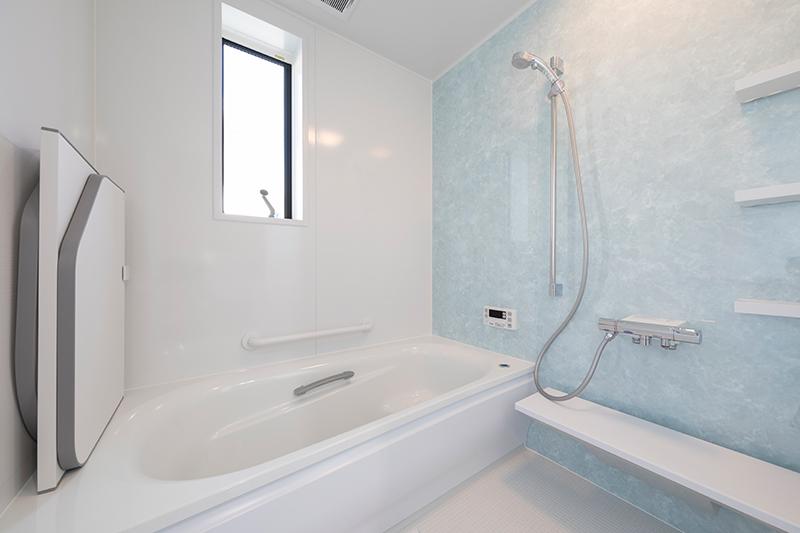 グループホームの浴室