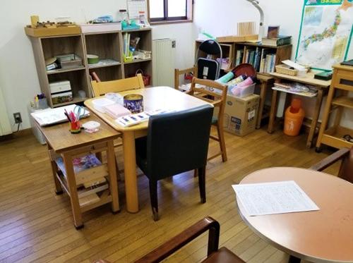 学習室 勉強